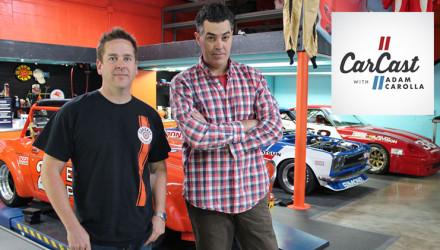 CarCast with Adam Carolla and Motorator Matt D'Andria