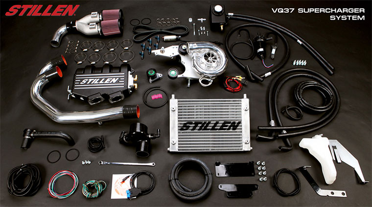 Supercharge Your Nissan 370z Or Infiniti G37 To 515 Hp Motorator - Repair Wiring Scheme