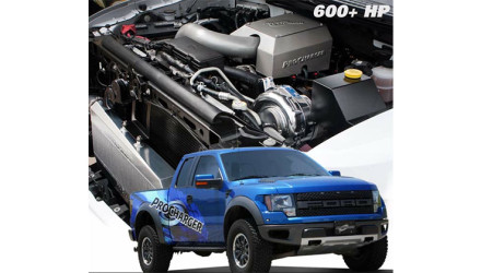 Ford SVT Raptor Supercharger Kit