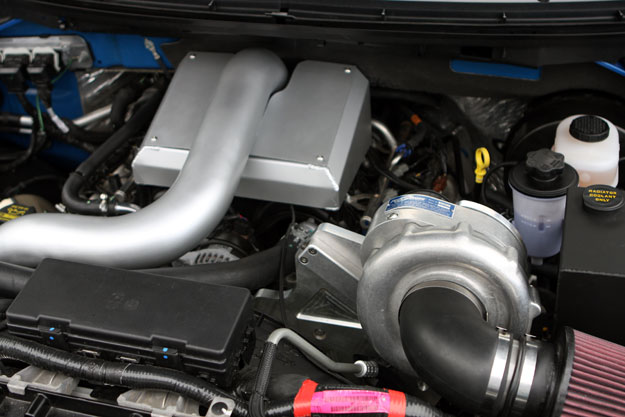 2009-2012 Ford F150 ProCharger Supercharger