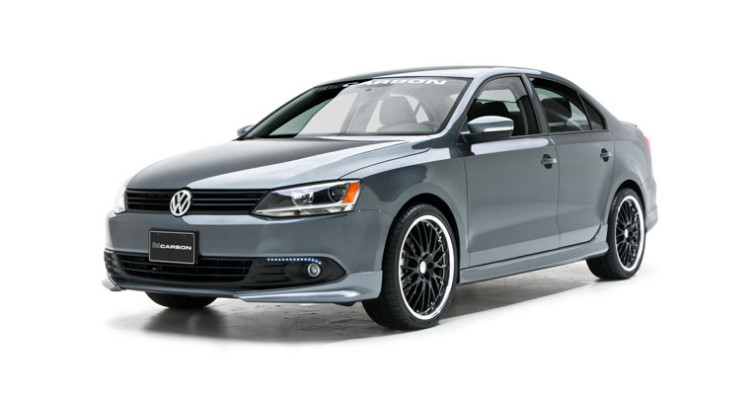 3dCarbon VW Jetta Body Kit