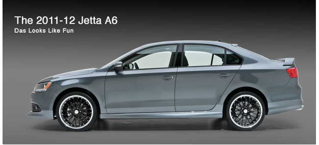 3dcarbon Announces Vw Jetta A6 Styling Kits Motorator