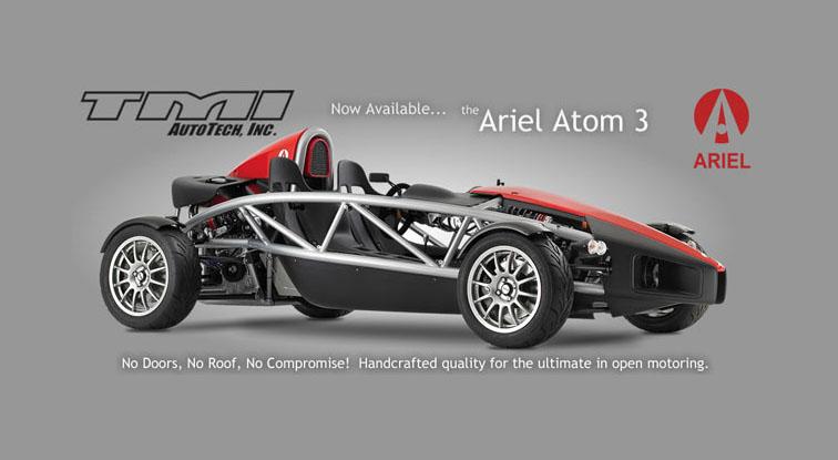 Ariel Atom Turns 3, Gets a New Home | Motorator