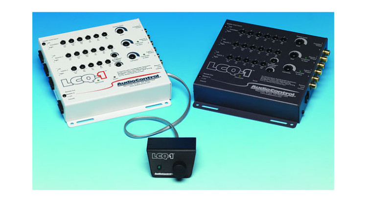 AudioControl LCQ-1 Six Channel Line Output Converter