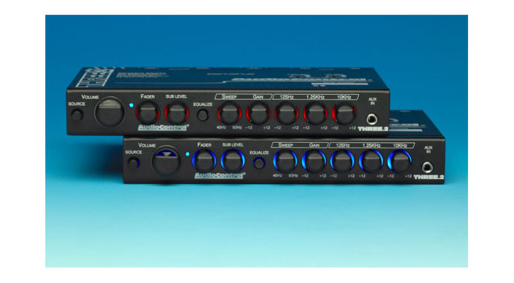AudioControl Three.2 Pre-Amp Equalizer