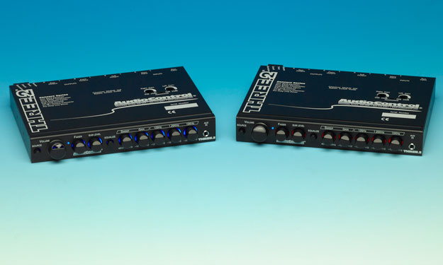 Audio Control Three.2 Pre-Amp Equalizer