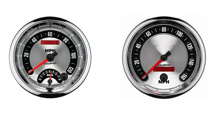 Autometer American Muscle Series Gauges