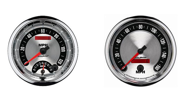 Autometer American Muscle Series Gauges