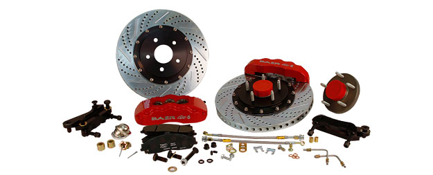 Dodge Challenger, Charger Big Brake Kit