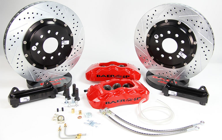 Baer 6P Pro-Plus Brake Kit