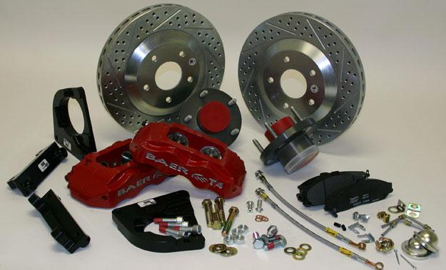 Baer Brakes T4 Kit