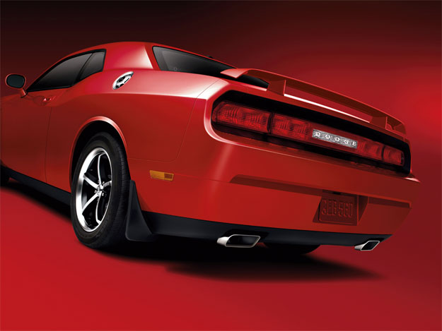 Dodge Challenger Exhaust