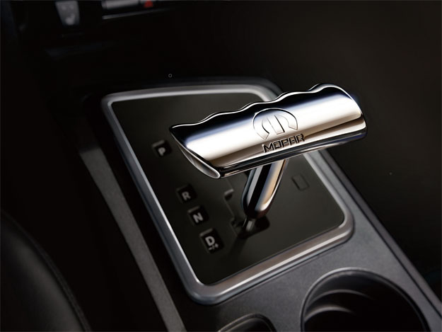 Dodge Challenger Shifter