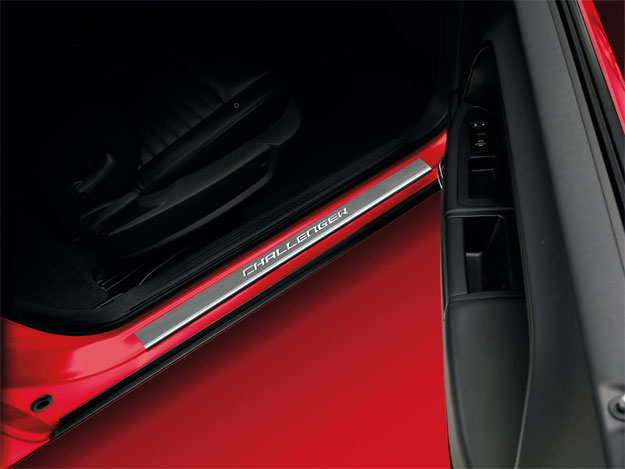 Dodge Challenger Interior Sill Panel