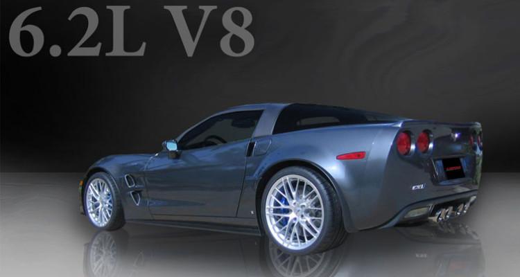 Corsa C6 Corvette Exhaust