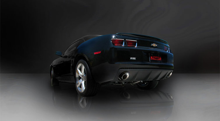 Chevy Camaro Performance Exhaust