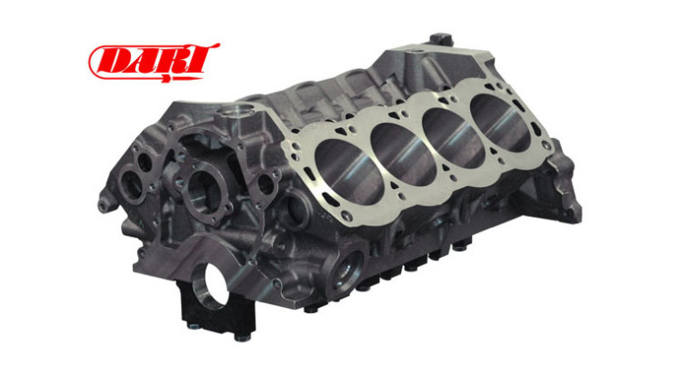 Dart Ford Small Block Short Block Assembly
