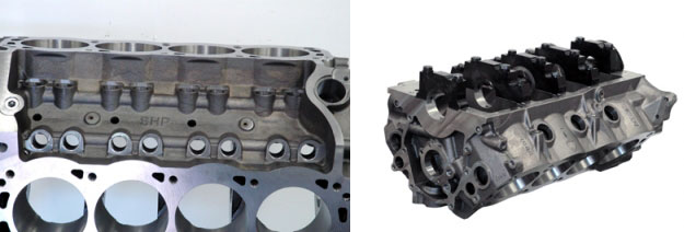Dart Ford Engine Block