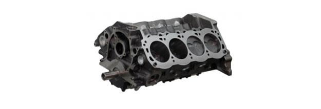 Dart SHP Ford Small Block Short Block Assembly
