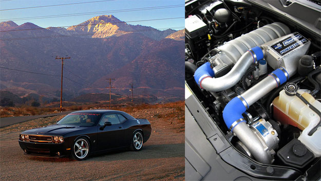 Dodge Challenger Supercharger Kit