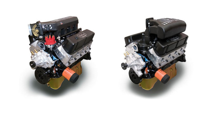 Edelbrock Ford Crate Engine