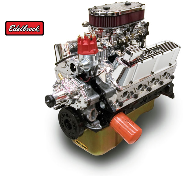Edelbrock 347 Crate Engine
