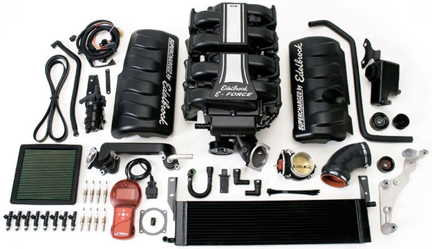 S197 Mustang Supercharger Kit