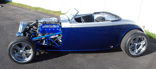 Factory Five Hot Rod Roadster
