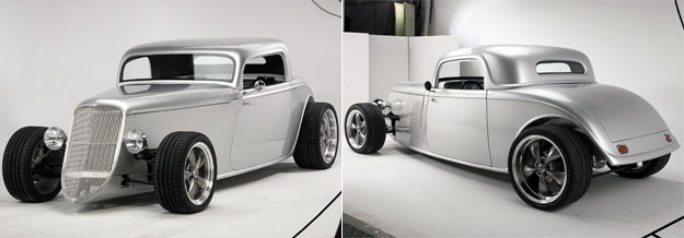 Factory Five Hot Rod