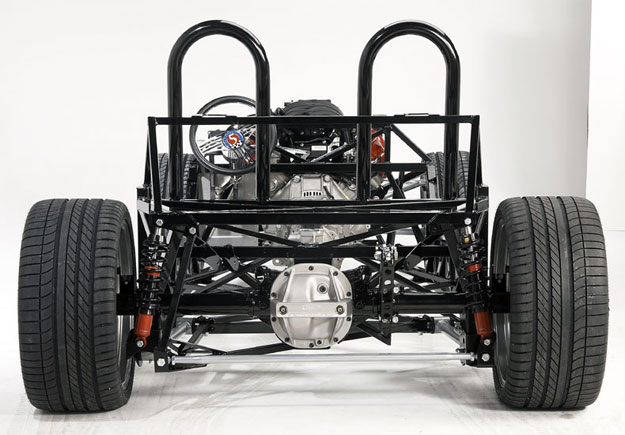 Factory Five Hot Rod Suspension