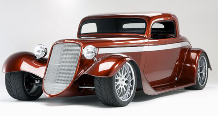 Factory Five '33 Hot Rod Fender Kit