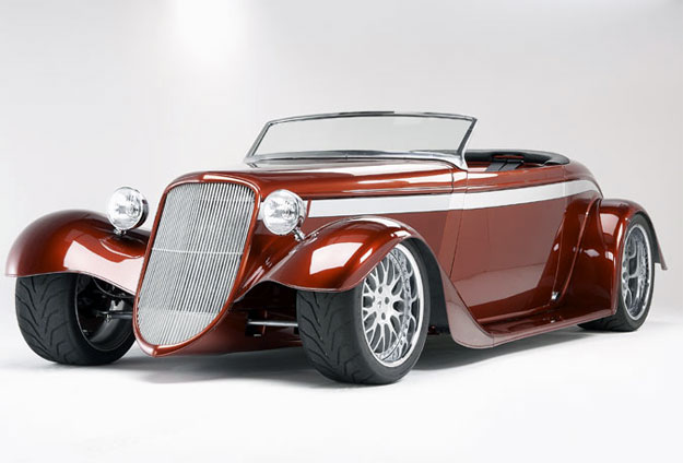 Factory Five Roadster Fenders