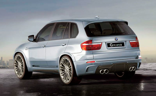 G-Power BMW X5 Performance Upgrade