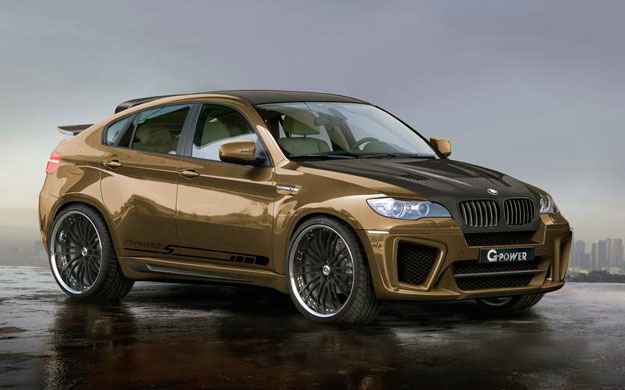 G-Power BMW X6 Performance Upgrade