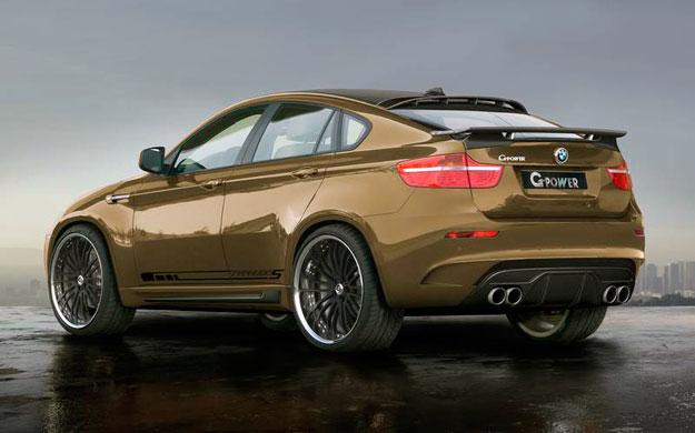 BMW X6 Performance Upgrade