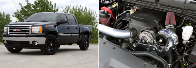 Chevy Truck ProCharger Supercharger