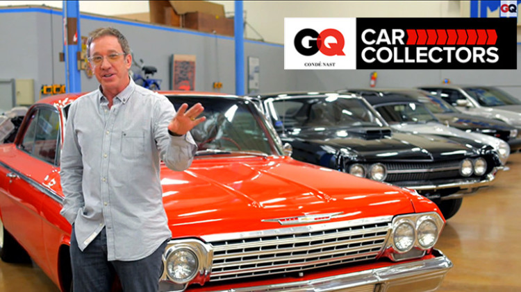 GQ Car Collectors with Motorator Matt D'Andria
