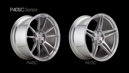 HRE P40SC Wheels