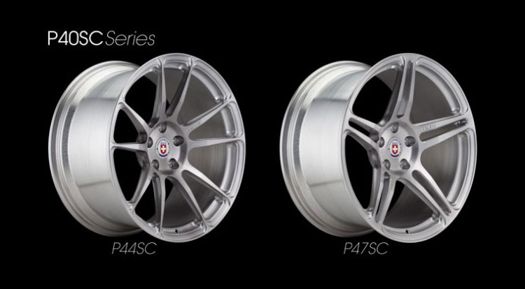 HRE P40SC Wheels