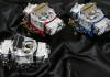 Holley Ultra Street Avenger and Ultra Double Pumper Carburetors