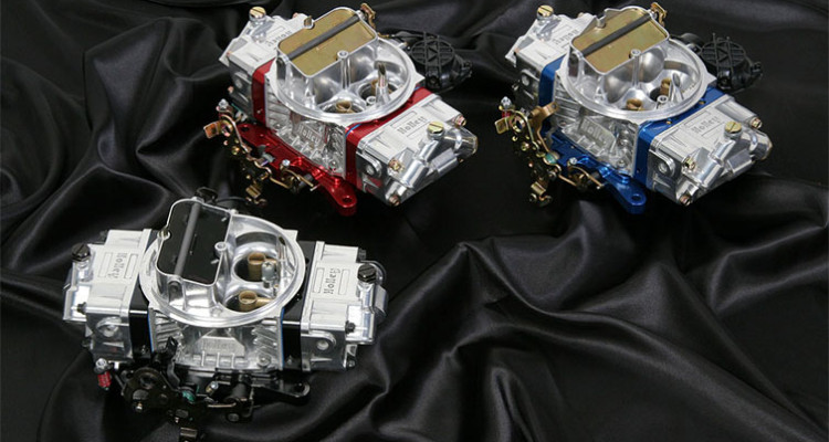 Holley Ultra Street Avenger and Ultra Double Pumper Carburetors