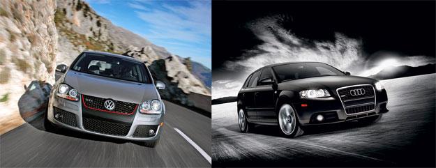 VW and Audi Hotchkis Suspension