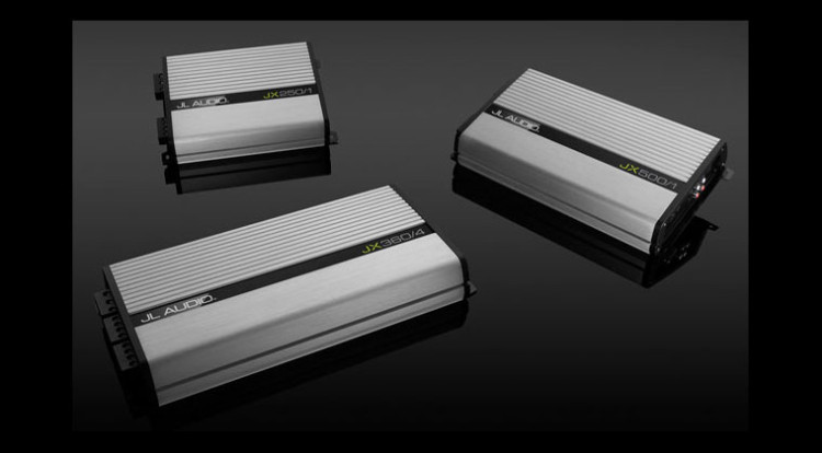 JL Audio JX Amplifiers