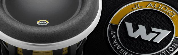 JL Audio 10th Anniversary W7 Subwoofer