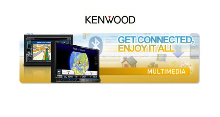 Kenwood Multimedia Receivers