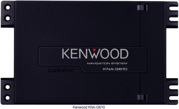 Kenwood KNA-G610