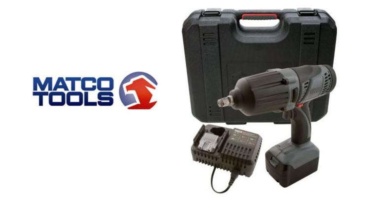 Matco Infinium Cordless Power Tools