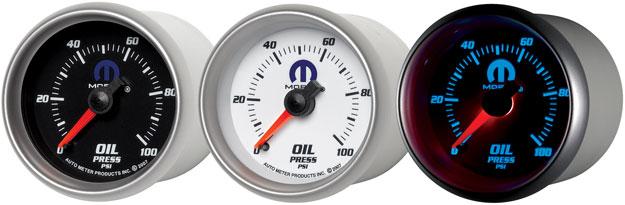 Auto Meter Mopar Gauges