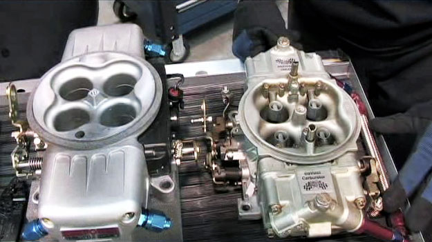 Professional Products Carburetor to EFI Conversion