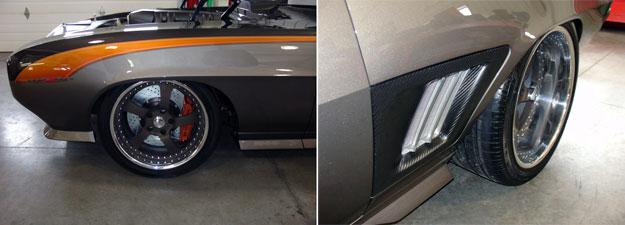 Ringbrothers Razor Camaro Carbon Fiber